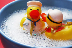 National Rubber Duckie Day