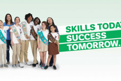 National Girl Scout Leaders Day