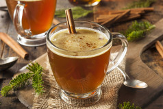 National Hot Buttered Rum Day