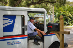 National Postal Worker Day