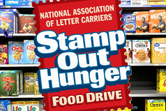 Stamp Out Hunger Food Drive Day