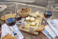 National Wine and Cheese Day