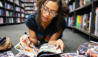 Read more about Free Comic Book Day