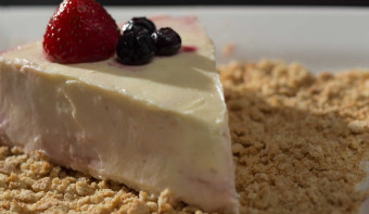 Read more about National White Chocolate Cheesecake Day