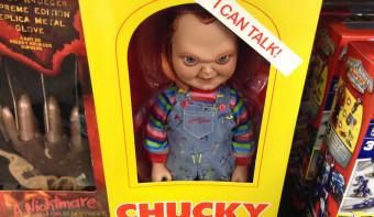 Chucky, The Notorious Killer Doll Day