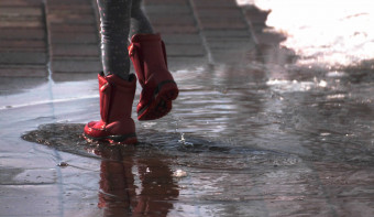 Read more about National Step in the Puddle and Splash Your Friends Day