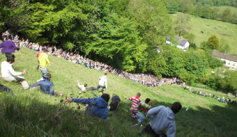 Read more about Gloucestershire Cheese Rolling