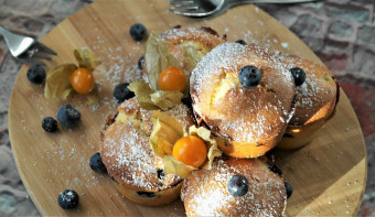 Read more about National Blueberry Muffin Day