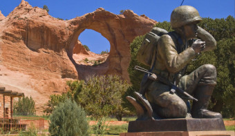 Read more about National Navajo Code Talkers Day