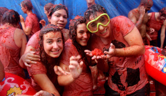 Read more about La Tomatina