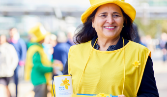 Read more about Marie Curie GreatDaffodil Appeal