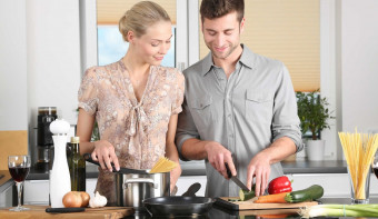 National Men Make Dinner Day(Must Cook. No BBQ Allowed!:)