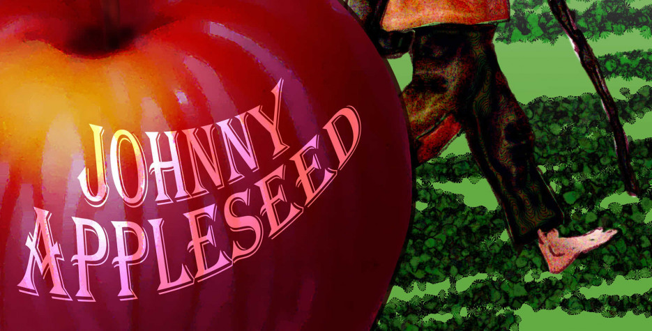 National Johnny Appleseed Day in USA in 2021
