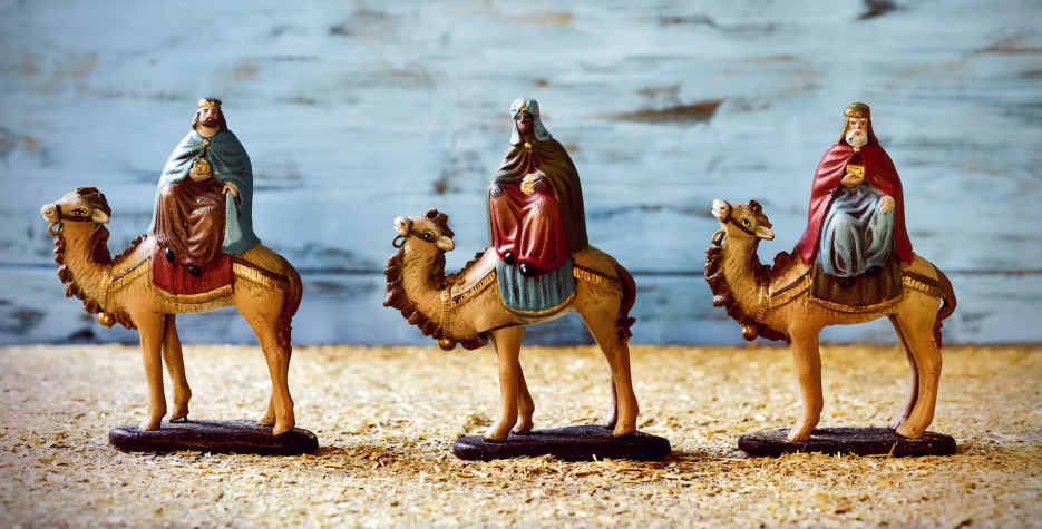 A major Christian celebration, Epiphany is celebrated on January 6th and commemorates the presentation of the infant Jesus to the Magi, or three wise men.