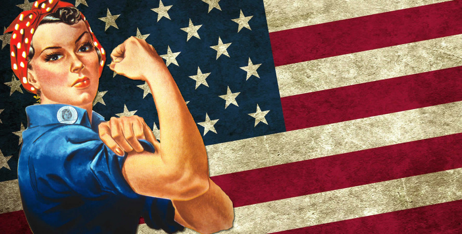 National Rosie the Riveter Day in USA in 2022