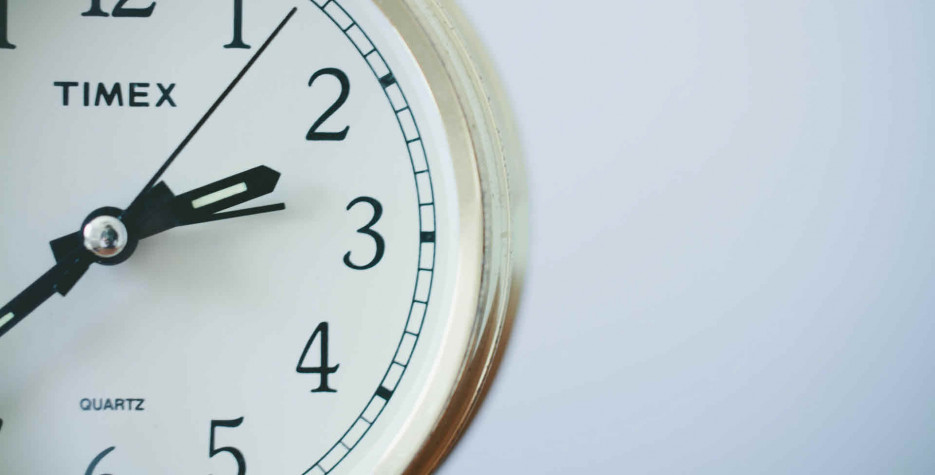 Daylight Savings End around the world in 2021