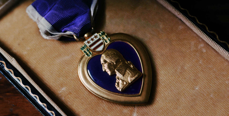 Purple Heart Day in USA in 2021