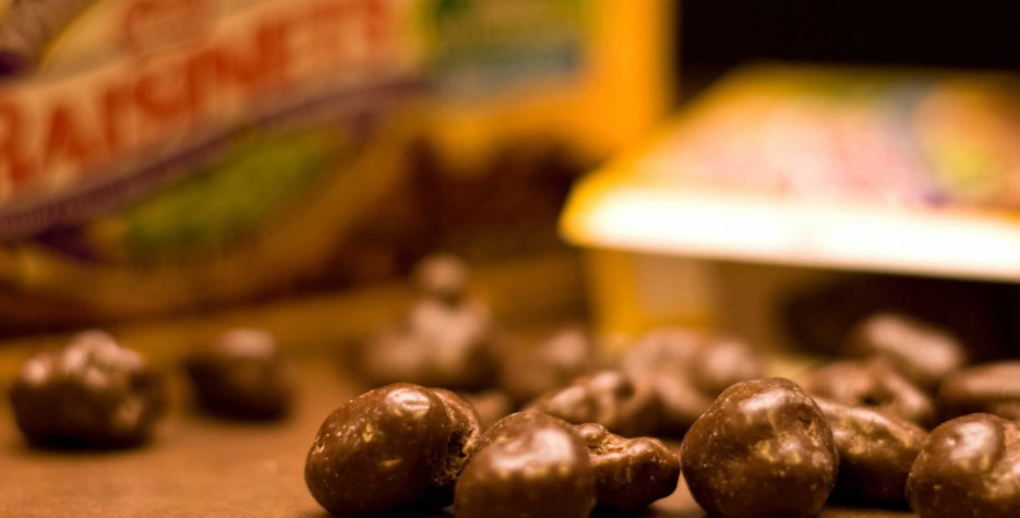 National Chocolate Covered Raisin Day in USA in 2022