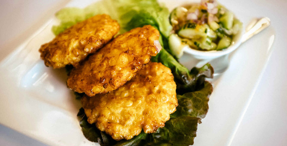 National Corn Fritters Day in USA in 2021