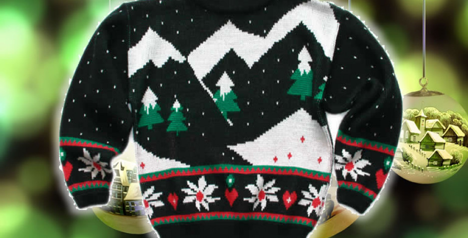 Christmas Jumper Day in United Kingdom in 2021