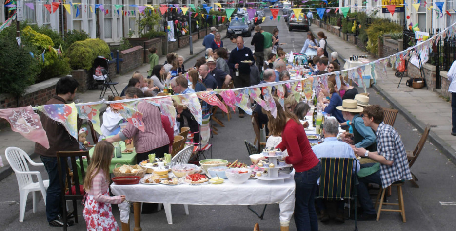 The Big Lunch in United Kingdom in 2021