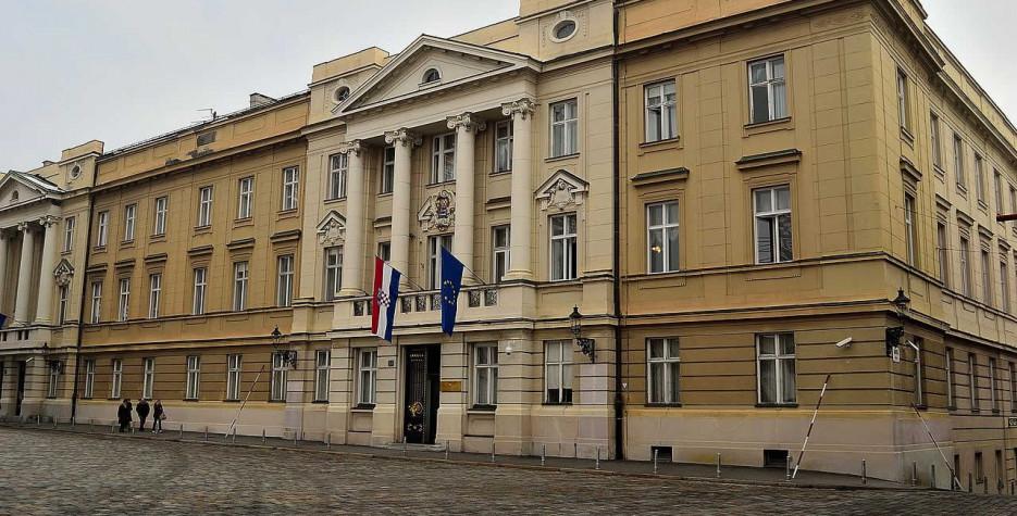 Croatian Parliament Day in Croatia in 2021