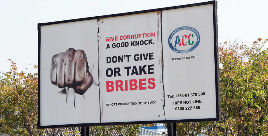 International Anti-Corruption Day  in United Nations in 2021