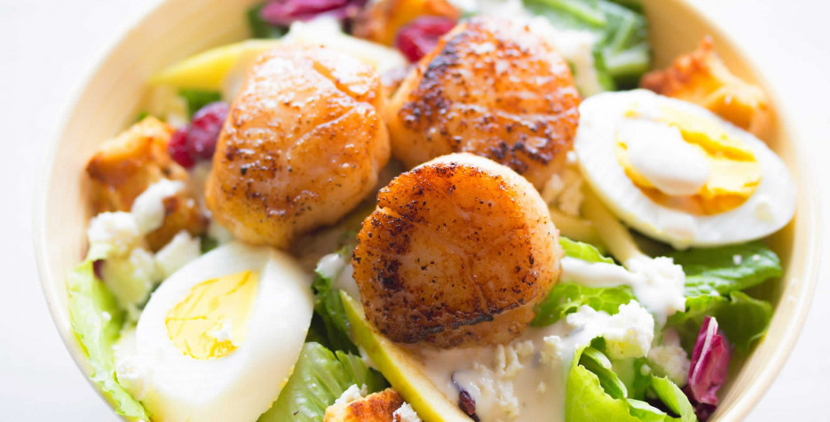 National Baked Scallops Day in USA in 2022