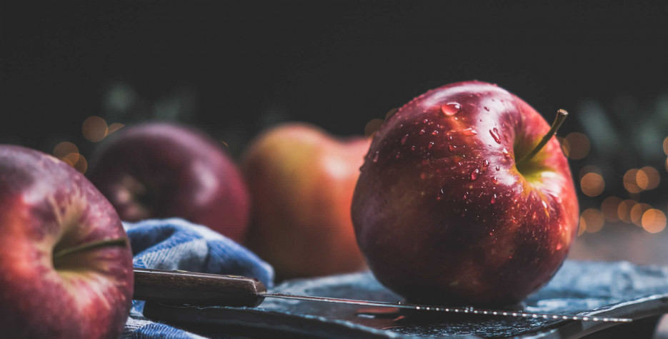 National Eat a Red Apple Day in USA in 2021