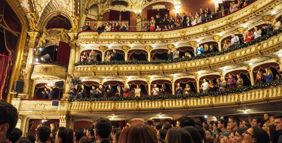 World Theatre Day around the world in 2022