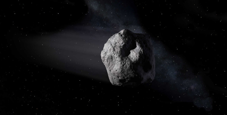International Asteroid Day in United Nations in 2022