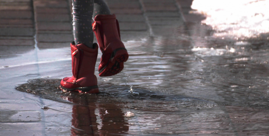 National Step in the Puddle and Splash Your Friends Day in USA in 2022