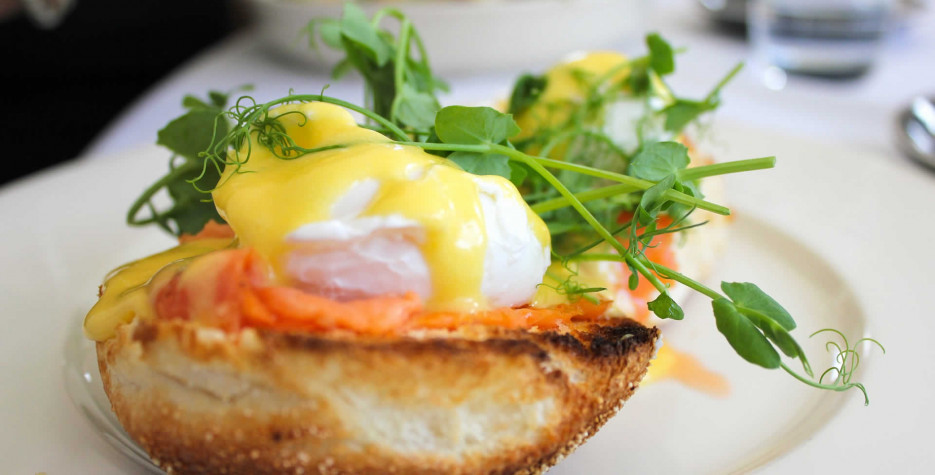 National Eggs Benedict Day in USA in 2022