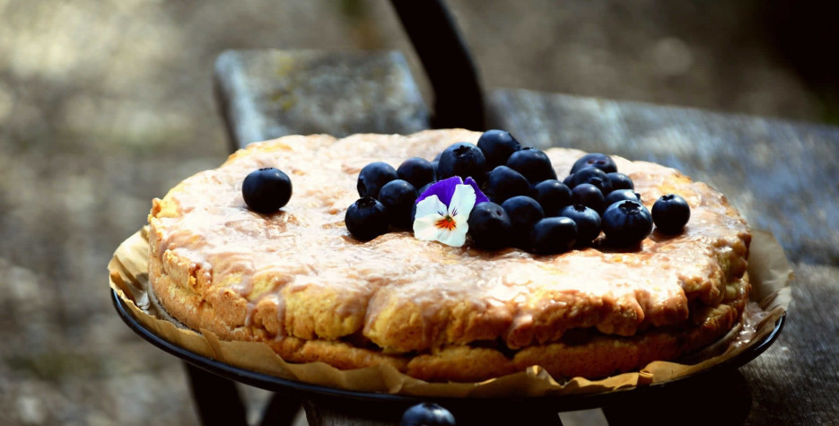 National Blueberry Pie Day in USA in 2021