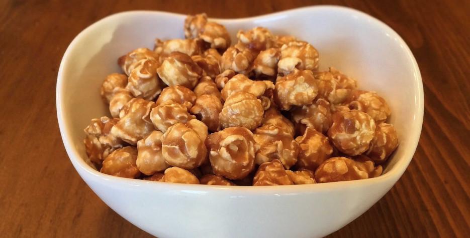 National Caramel Popcorn Day in USA in 2022