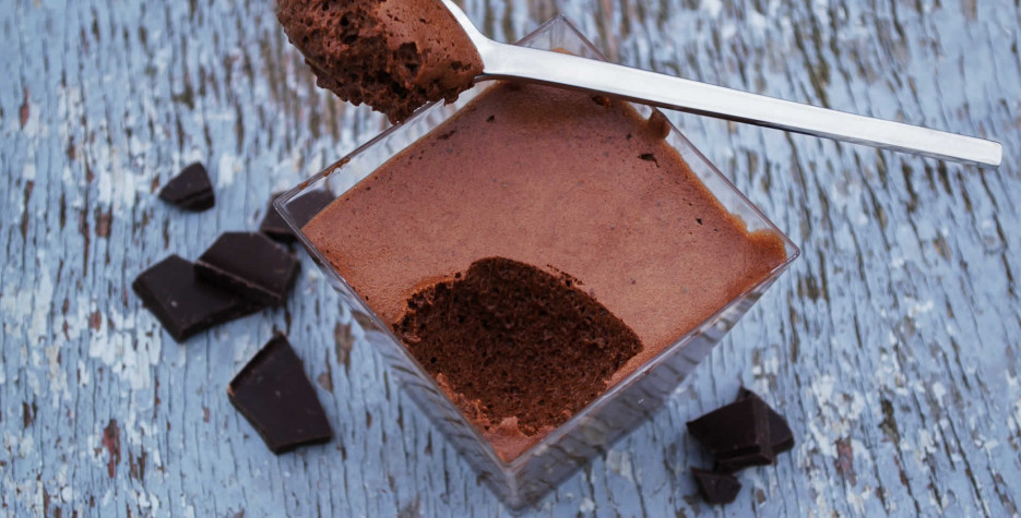 National Chocolate Mousse Day in USA in 2022