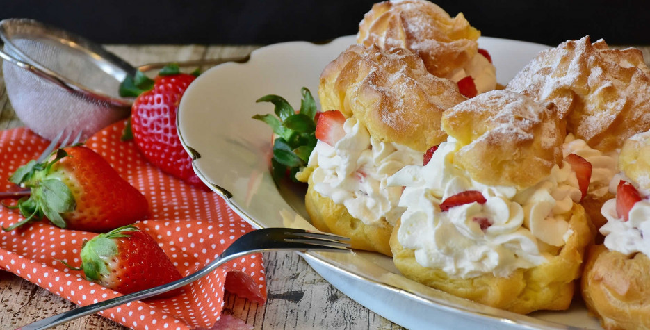 National Cream Puff Day in USA in 2022