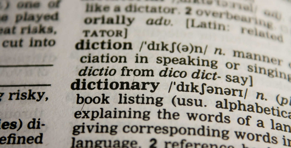 National Dictionary Day in USA in 2021