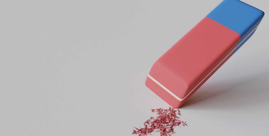 National Rubber Eraser Day around the world in 2022