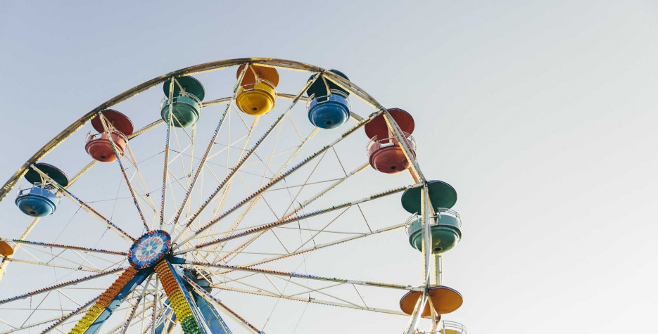 National Ferris Wheel Day in USA in 2022