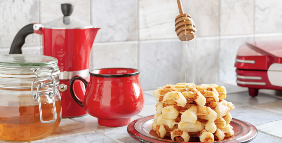 National Waffle Day in USA in 2022