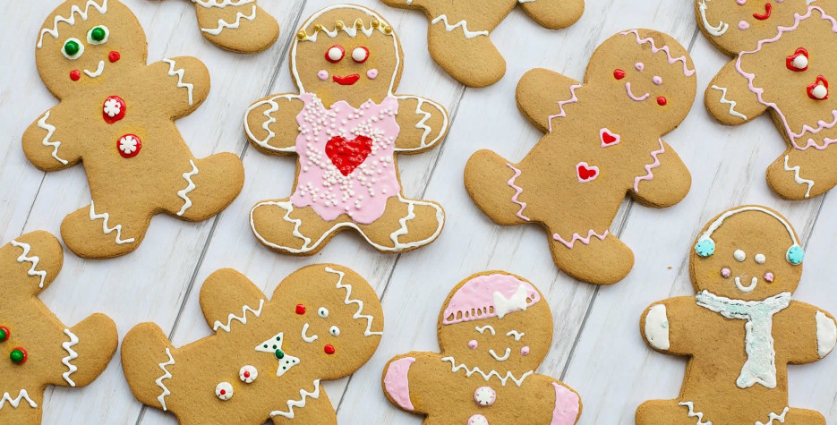National Gingerbread Day around the world in 2021