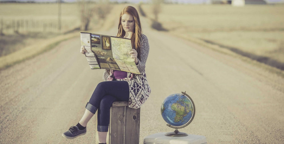 National Read a Road Map Day in USA in 2022
