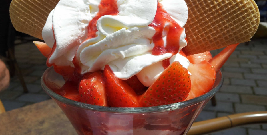 National Strawberry Sundae Day in USA in 2021
