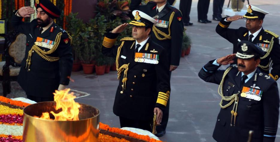 Navy Day in India in 2021