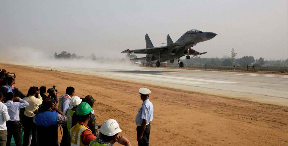 Indian Air Force Day in India in 2021