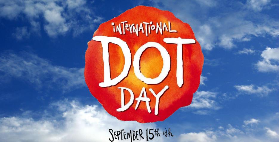 International Dot Day in USA in 2022