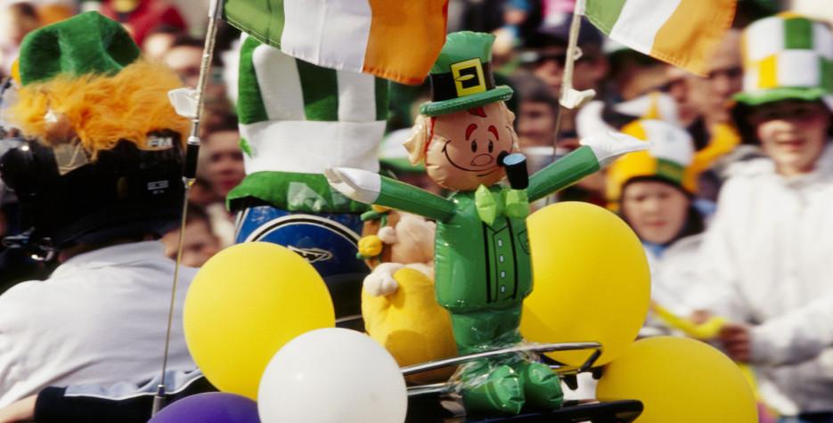 Saint Patricks Day around the world in 2022