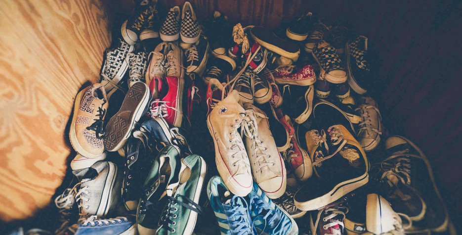 National Shoe the World Day in USA in 2022