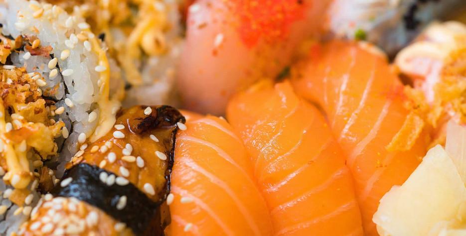 International Sushi Day in United Kingdom in 2021